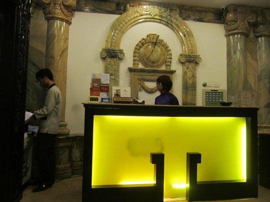 Hanoi Meracus Hotel 1: Lobby