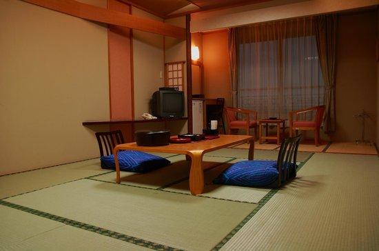 Hirado Wakigawa Hotel: 標準和室
