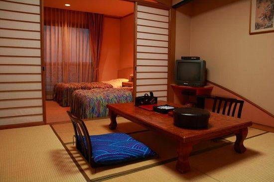 Hirado Wakigawa Hotel: 和洋室