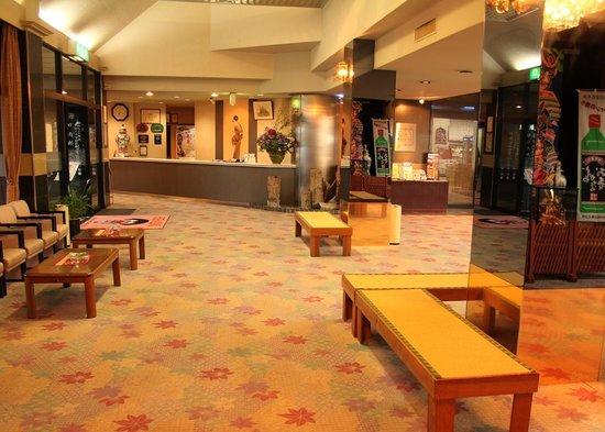 Hirado Wakigawa Hotel: ロビー