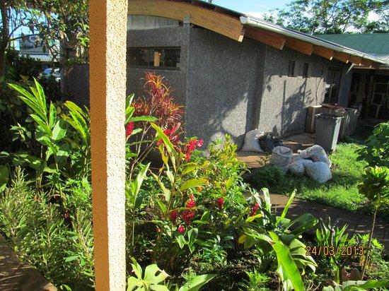 Hotel Orongo: Gardens Orongo Hotel