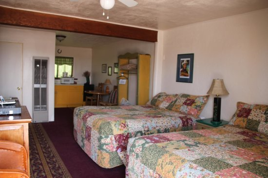 Silver Saddle Motel: chambre Roy Rogers