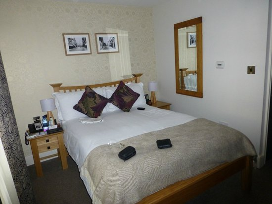 Vanbrugh House Hotel: Room 21