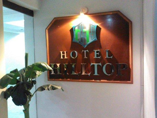 Hilltop Hotel : front
