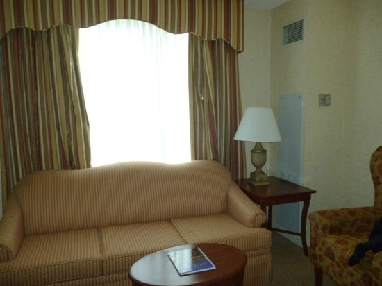 Hilton Columbus at Easton: habitación
