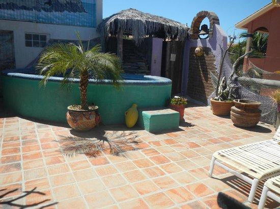Cabo Inn Hotel: Poolito