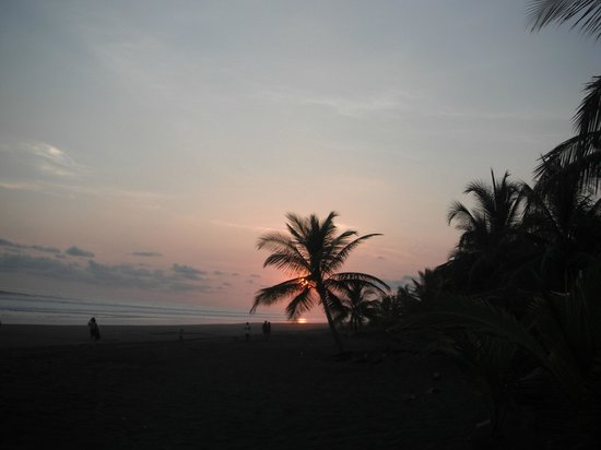 Cocomar Beachfront Hotel and Island Resort: Another sunset..
