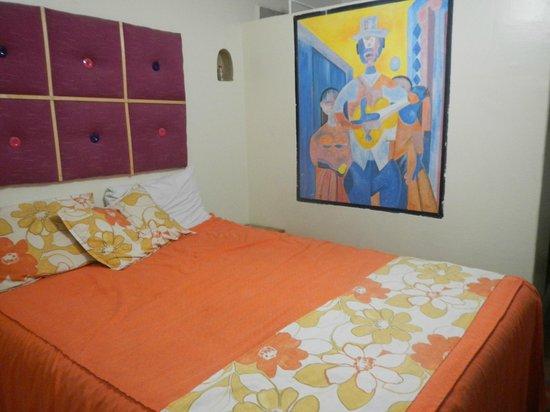 Cabo Inn Hotel: Double Room