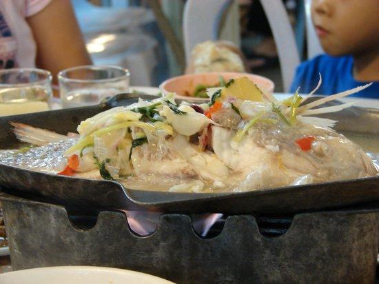 Swee Huan Seafood Restaurant: Carp