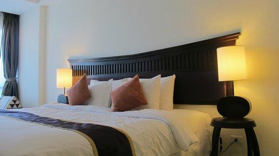 Bhu Nga Thani Resort and Spa: The room