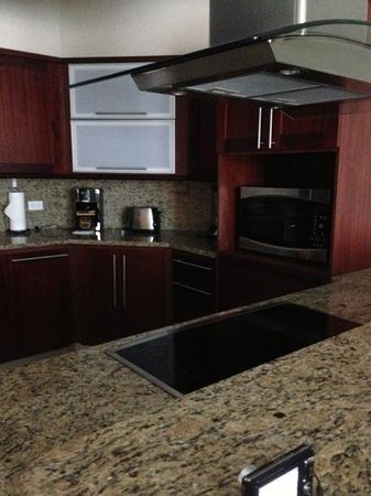 Ciqala Luxury Suites: kitchen