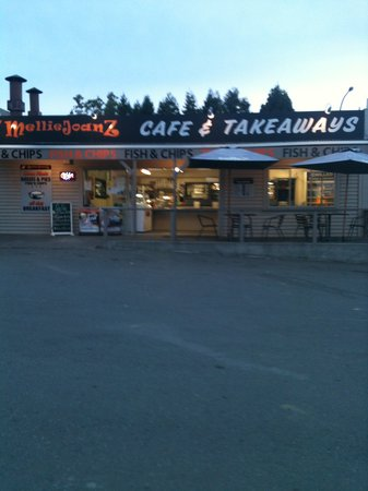 Melliejoanz Cafe & Takeaways