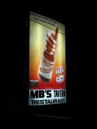 Mb's: you have to look for this sign