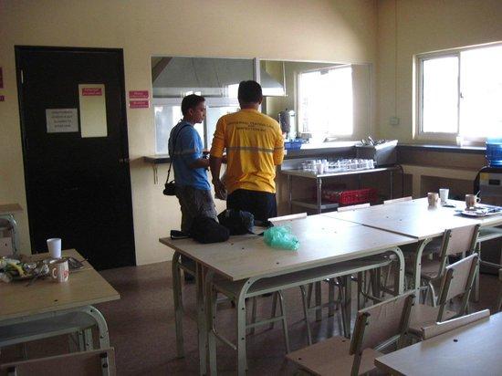 Homitori : Dining hall
