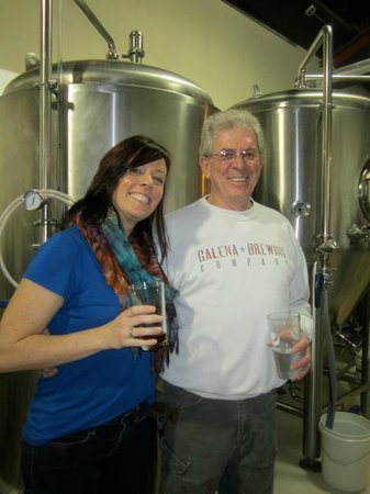 Galena Brewing Company : Warren