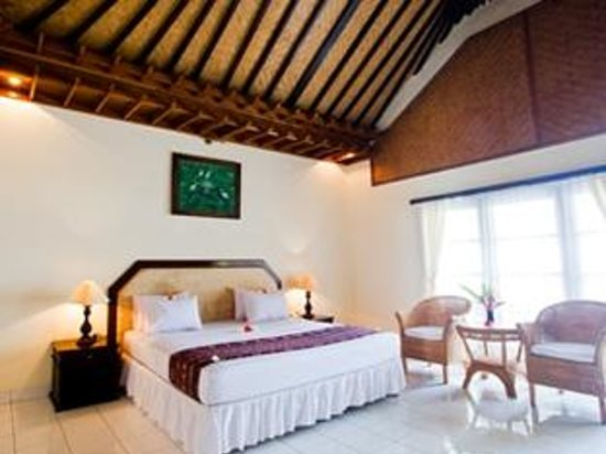 Aditya Beach Resort: Deluxe Sea Side Cottages