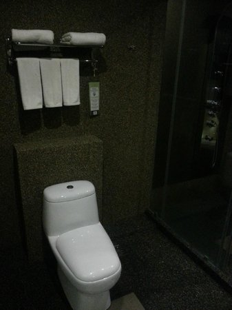 The Sterling Boutique Hotel Melaka: Toilet/bathroom