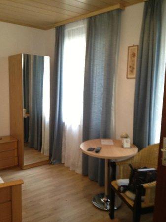 Hotel Garni Viktoria: Einzelzimmer