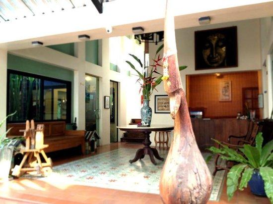 Pier 42 Boutique Resort & Spa : Reception