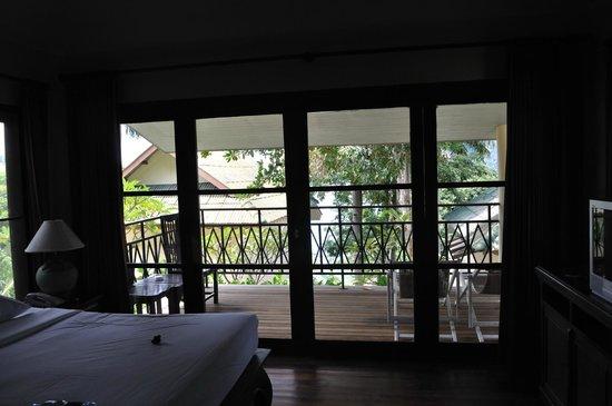 Bay View Resort: balcony