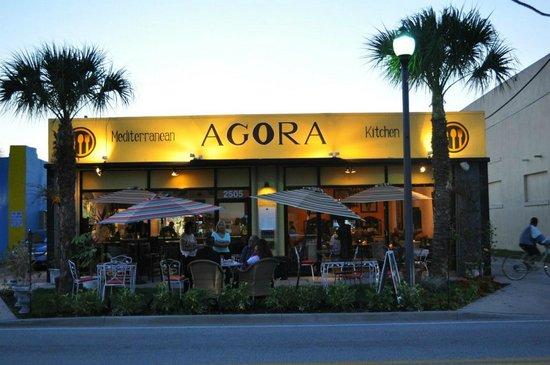 Agora Mediterranean Kitchen Picture Of Agora Mediterranean Kitchen West Palm Beach Tripadvisor