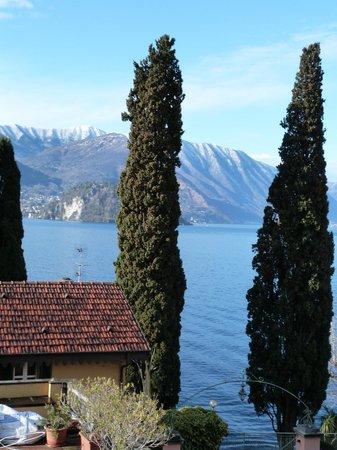 Villa Elena: Vue du balcon
