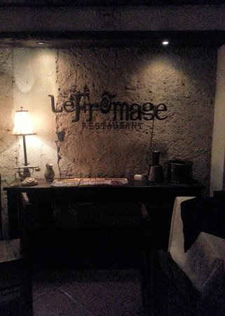 Le Fromage Restaurant