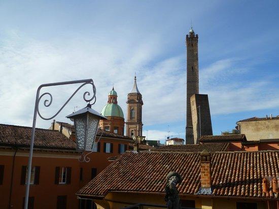 Best Western Hotel San Donato: Terrace