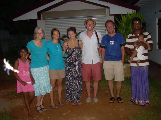 Bandhusena House & Apartment: With some of our Guests