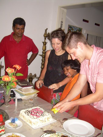 Bandhusena House & Apartment: On Peret's Birthday (Who came from U.S.A.)