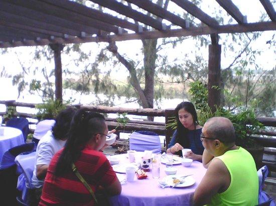 Rio Grande de Laoag Resort and Hotel : Filling Breakfast @Rio Grande Laoag