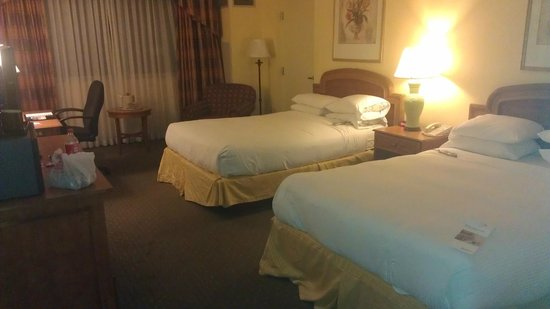 Allure Resort International Drive Orlando: Beds
