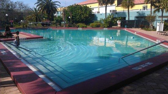 Allure Resort International Drive Orlando: Pool