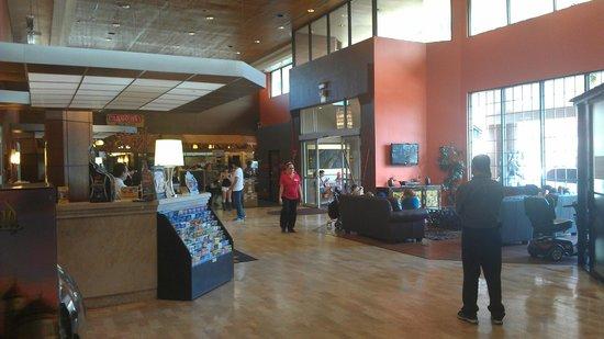 Allure Resort International Drive Orlando: Reception Area