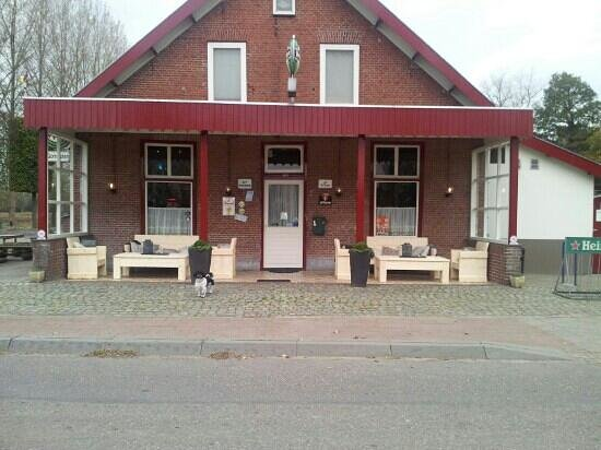 Biezenmortel, هولندا: caf?  't Gommelen