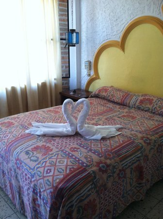 Hotel Villa Del Mar: a standard room with a balcony