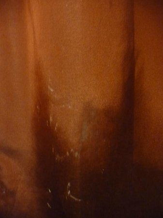 Arroyo Pinion Hotel, an Ascend Hotel Collection Member: Mysterious white stains on curtain
