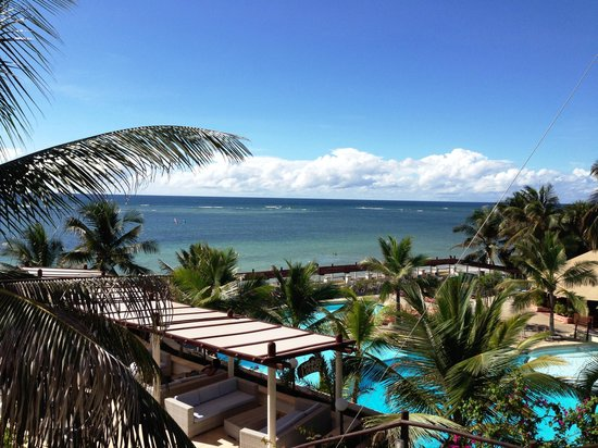 Leopard Beach Resort & Spa: Aussicht vom Horizon Restaurant