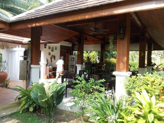 Easy Time Resort: la zona ristoro