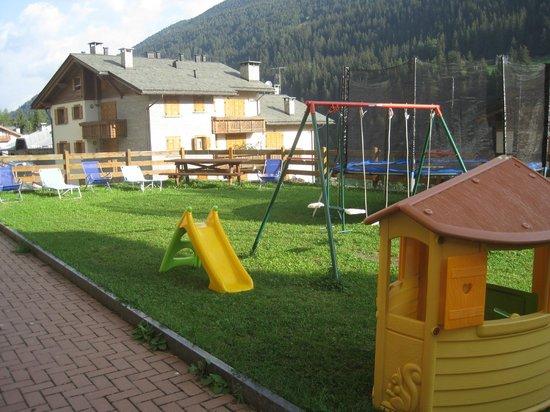 Casa Vacanze Michela: area bimbi