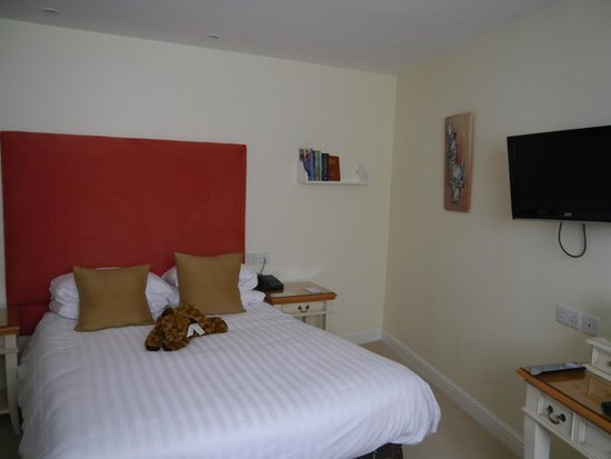 George Hotel: Room 22