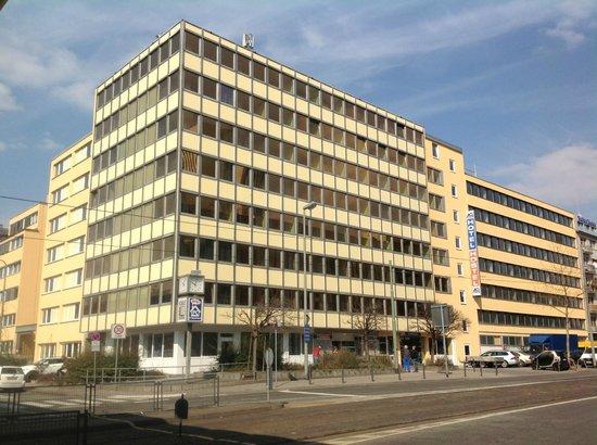 Bb Hotel Frankfurt Niederrad Booking