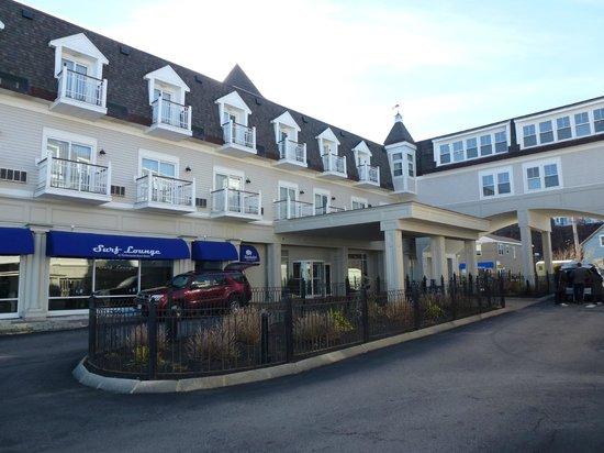 Nantasket Beach Resort: Das Hotel von außen