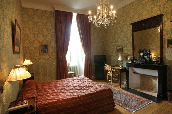 Château de la Vérie : Chambre Royal n°17