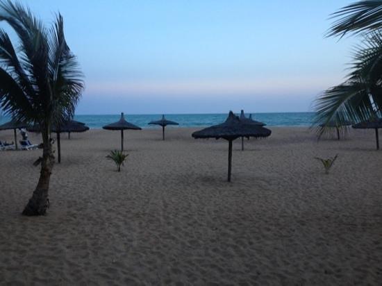 Fidjrosse Beach : ouidah