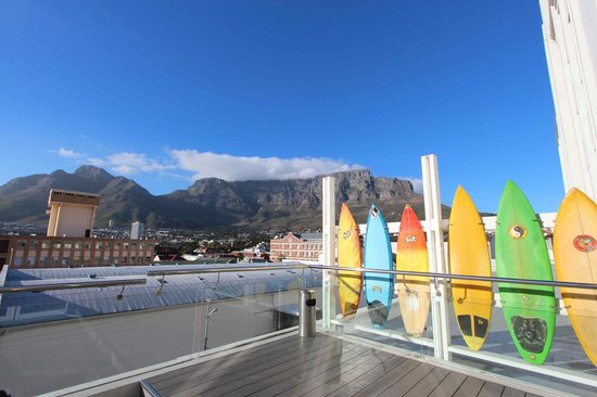 Protea Hotel Fire & Ice! by Marriott Cape Town: Piscina