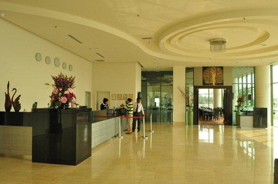 Hotel Foyer Photos : Hotel foyer picture of swan garden melaka