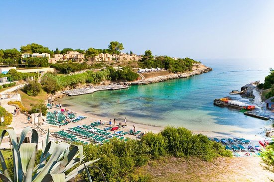 Le Cale D Otranto Beach Resort Italy Puglia All Inclusive