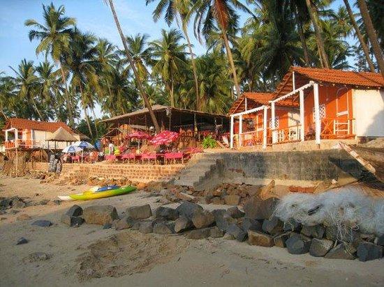 Green Park Resort Palolem Beach Goa Reviews