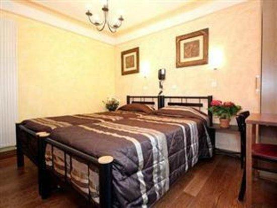 Hotel Modern: Chambre twin